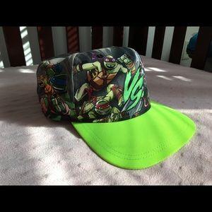 Teenage Mutant Ninja Turtles hat: by Nickelodeon
